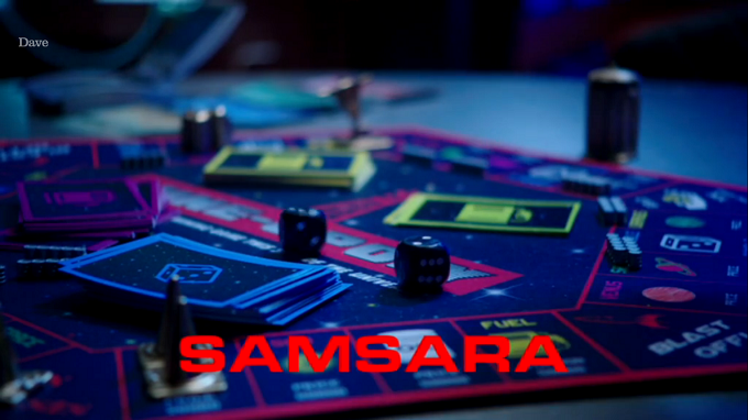 red-dwarf-xi-sansara-title-card