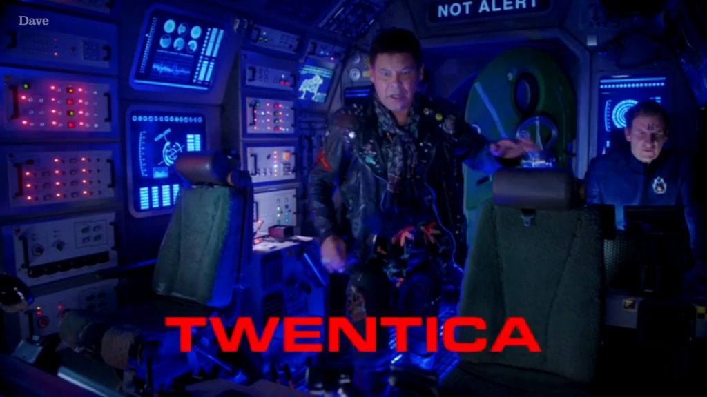 Red Dwarf Series XI Twentica 1